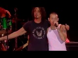 2 angels are in heaven! RIP beautiful souls! Chester Bennington and Chris Cornell on stage together.