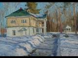 Руслан Ямбушев (Саранск), из цикла «Ранняя весна в Болдино». Клип Николая Моисеева