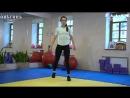 FALKE SPORT - Вторая тренировка ягодиц от Натальи Теплоуховой