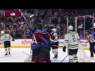 Highlights: DAL vs COL Oct 24, 2017
