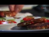 Небанальная кухня Павлова - Оладьи из болгарского перца