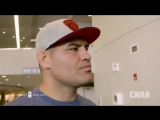Cain Velasquez Doesnt Expect to Fight This Year, Hopeful Hell Be Healthy in 2018