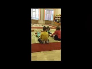 Акробатика. Детский сад 59 (Тимирязева)Тренер: Бабич Полина Николаевна.