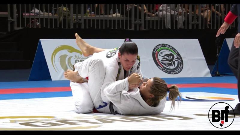 Jessica Andrade da Silva vs Priscilla Cerqueira TokyoGS