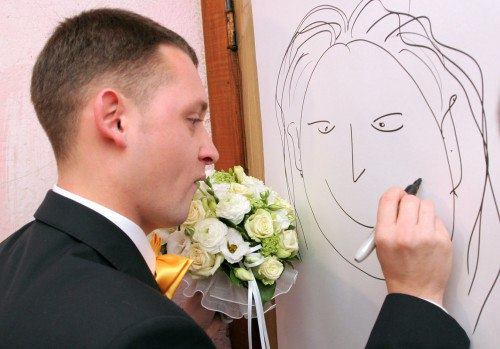 Выкуп невесты: 28 испытаний для жениха