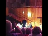 Екатерина Семёнова на юбилейном вечере Натальи Варлей (Дом Кино, 27.11.2017)