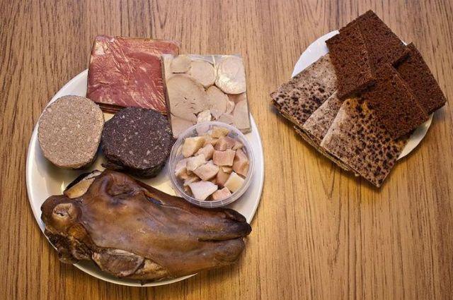 8yU TJ8FEis - Традиционная и шокирующая кухня Исландии
