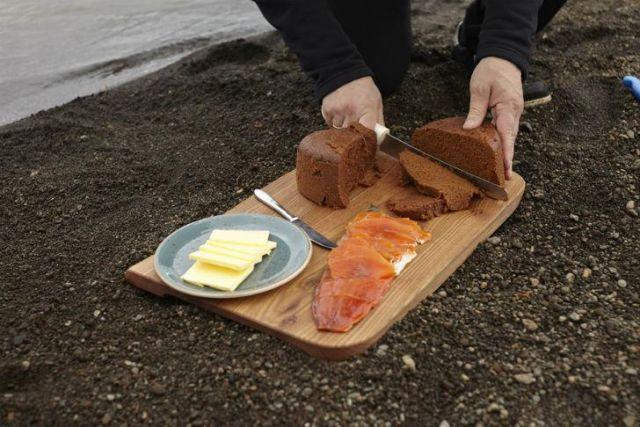 H3sVqdXgJ U - Традиционная и шокирующая кухня Исландии