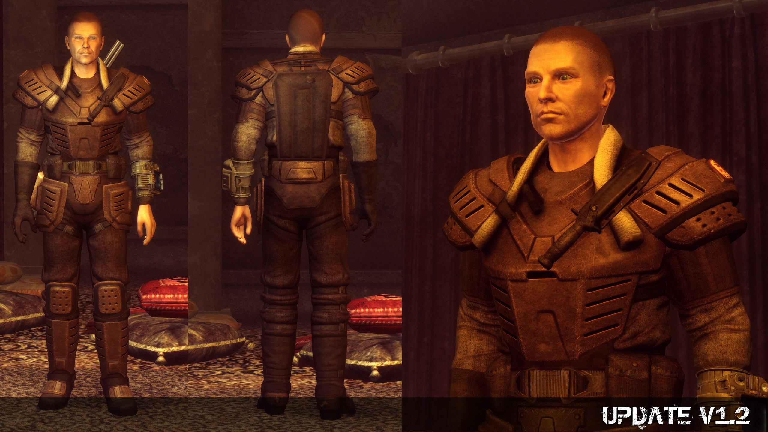 Joctaviuscaesar's Fallout 3 Revamped