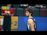 TOP 10 Best Volleyball Spikes by Luca Vettori. World Grand Champions Cup 2017