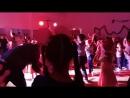 Мастер-класс на новогодней вечеринке в Imperial Dance Club