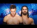 WH Present Seth Rollins vs Finn Bálor SummerSlam 2016