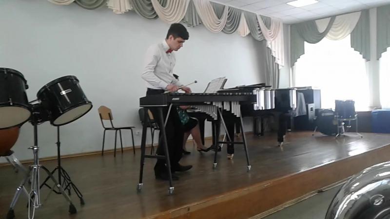 Моцарт Увертюра к свадьбе Фигаро