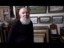В мастерской художника Григория Цыплакова Таёжного Отец и сын Воспоминания Отредактировано сбалансированы цветокоррекция и