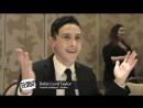 Cliqueclacktv Робин Лорд Тейлор из сериала телеканала FOX «Готэм». Комик-Кон в Сан-Диего 2014
