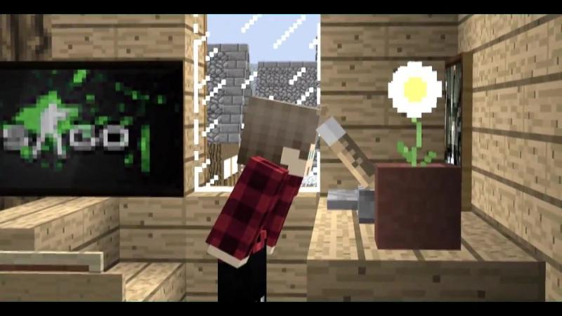 Паранормальное явление 1 серия Minecraft сериал 1