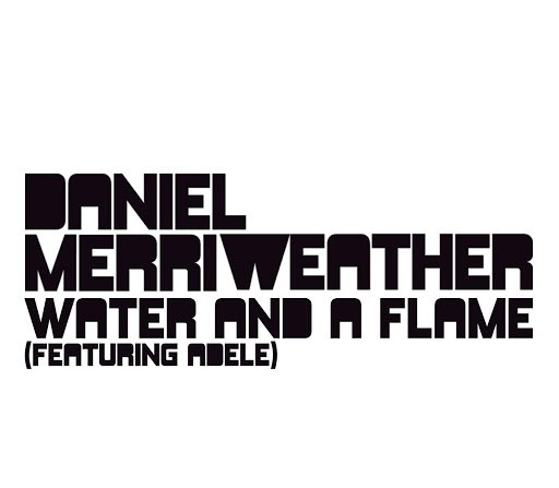 Daniel Merriweather альбом Water And A Flame