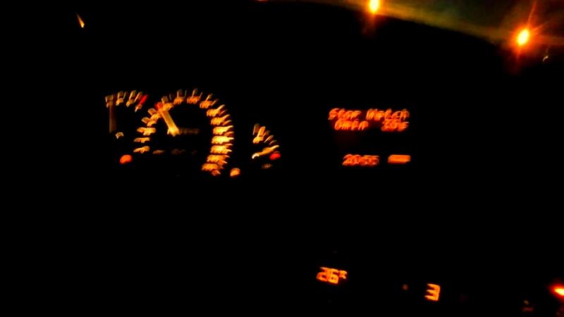Opel Omega B, X30XE 0-140km_h acceleration