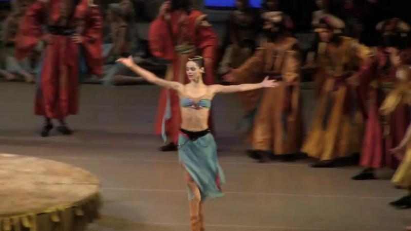 Анастасия Колегова - Медора ( балет КОРСАР) MezzaVoce