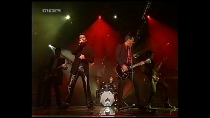 Modern Talking -Ready For The Victory /RTL. Millionär gesucht! Die SKL -Show 30.03.2002 /MTW