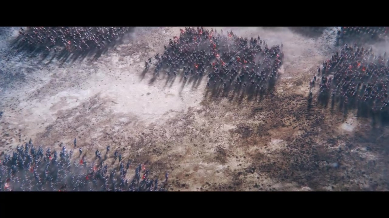 Total War Total War THREE KINGDOMS Announcement Cinematic