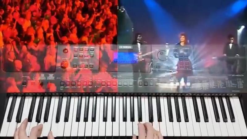 C. C. Catch, Modern Talking, Саруханов Игорь Style Dance1 Yamaha PSR-E453_PSR-E443.mp4