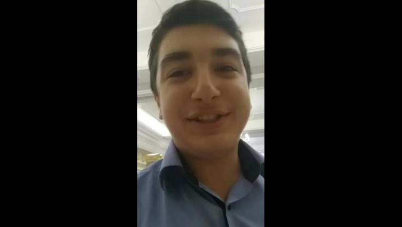 Микаэл Чобанян - Live