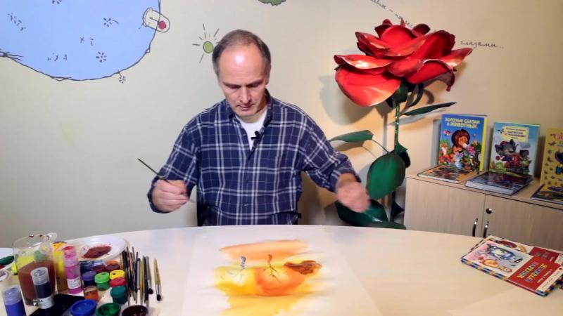Как создать иллюстрацию для книги » Freewka.com - Смотреть онлайн в хорощем качестве