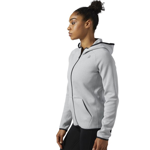 Худи Quik Cotton Full Zip