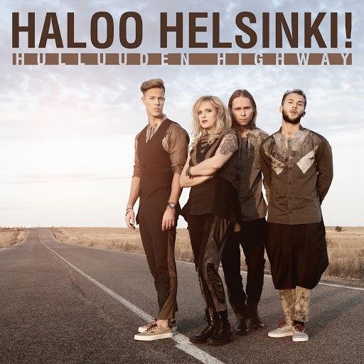 Haloo Helsinki! альбом Hulluuden Highway