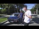 Жигули в Америке Тест драйв Ваз 2106 в Беверли Хиллз США