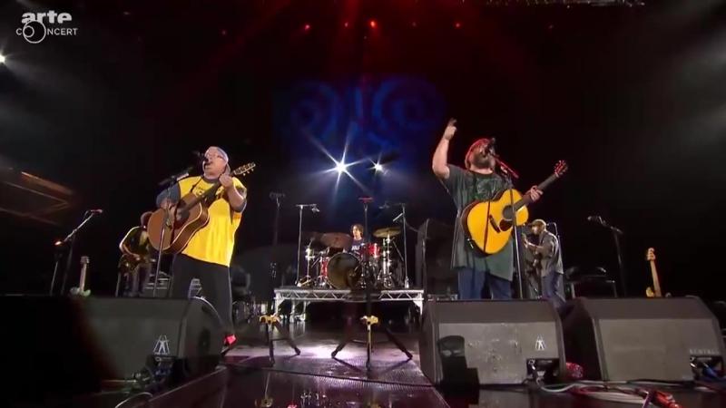 Tenacious D Live Rock-am-Ring 2017