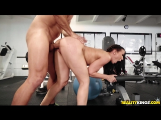 Rachel starr (gym and pussy juice)[2017, blowjob, sex, anal play, pussy licking, cheating, big tits worship, gym, hd 1080p]
