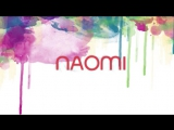 Naomi aquarelle