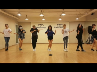 Girls Next Door - Deep Blue Eyes (Dance Practice full ver.)