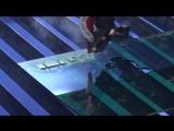 Co2 лазерная гравировальная машина для гравировки акрила.