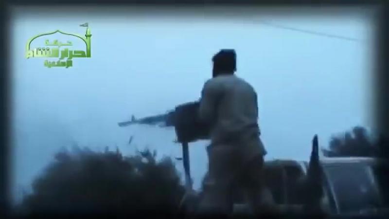 Syrian mujahideen beutifull nasheed by imran pro