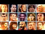 ТОП-100 голов забитые легендами футбола