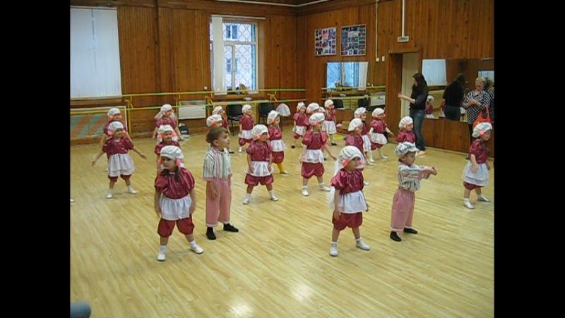 Свинки-балеринки: открытое занятие 25.11.17