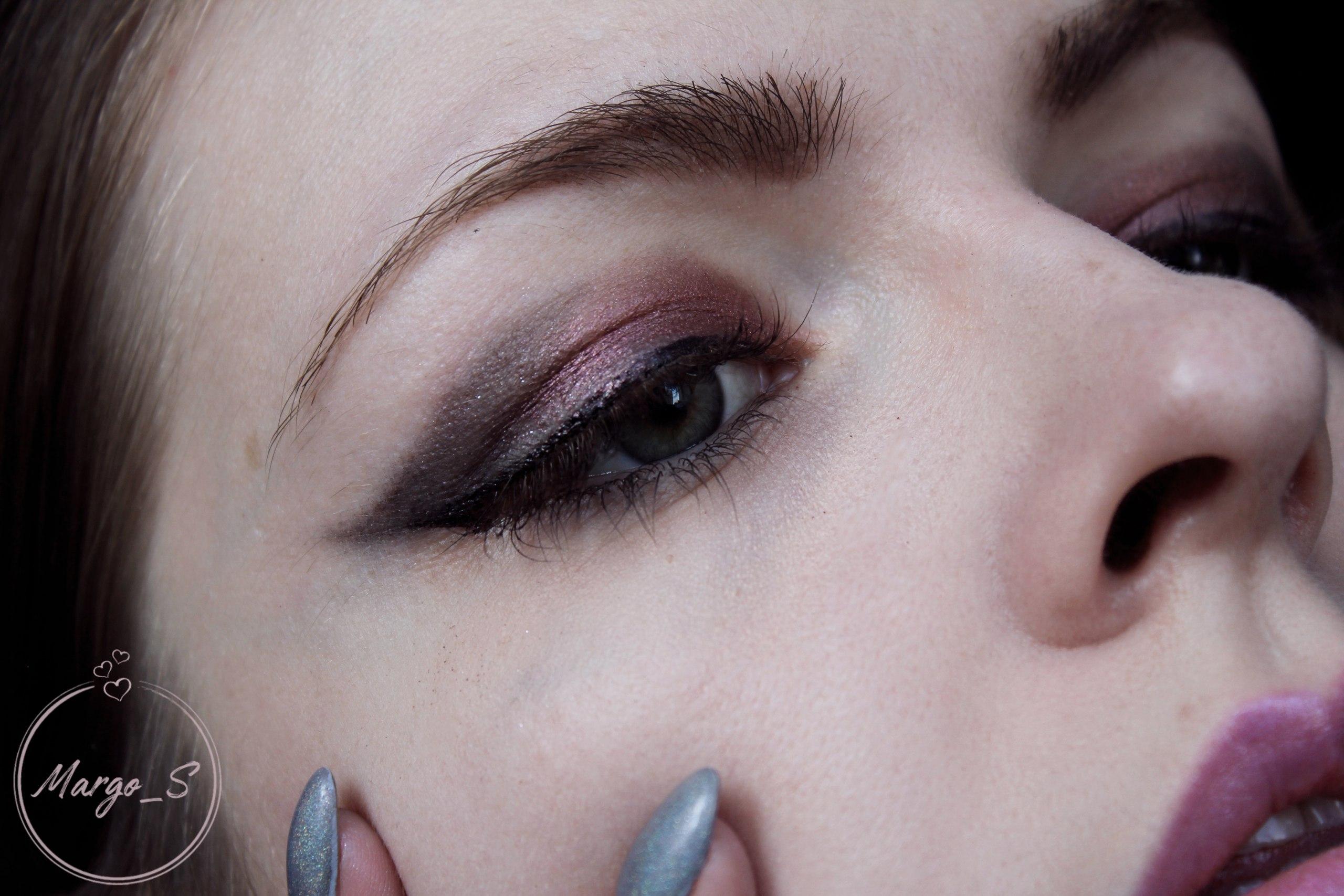 Идеальные глазки с косметикой из Loumesi Official Store