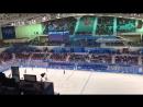 180210 Песня SHINee View была сыграна во время перерыва в хоккейном матче, в Пхенчхане Зимних Олимпийских играх.
