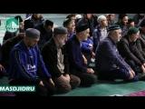 Выступление и.о. Муфтия РД Абдуллы Аджимоллаева после утренней молитвы