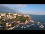 Клип Валерия -Сочи. Красоты Сочи с Квадрокоптера