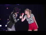 Taylor Swift &amp Carly Simon - You're So Vain (Live on The Red Tour 2013, Foxborough night 1)