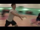 Урок физкультуры 11 классов Фрагмент фильма о выпускных классах школы №30 Видеограф Виктор Гребнев
