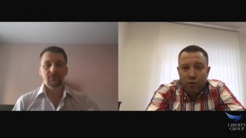 Криптономикс директор по продажам крипо-фонда Александр Форостин ответы на вопро (1)