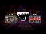 [PREVIEW] 10.02.2018: BTOB @ K-Pop World Festa