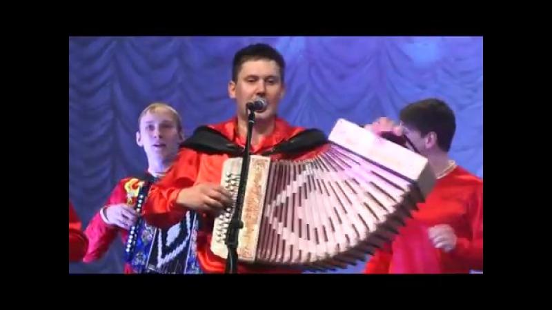 гимн гармонистов Наше время ВИА Сибиряки и ансамбль Веселуха