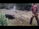 Бесстрашный охотник