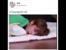 Hyungwon are u sdoh